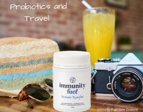 Probiotics & Travel